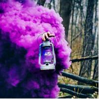 SMOKE BOMB (60 СЕК.)
