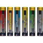 Цветной дым с чекой L (60 СЕК.)
