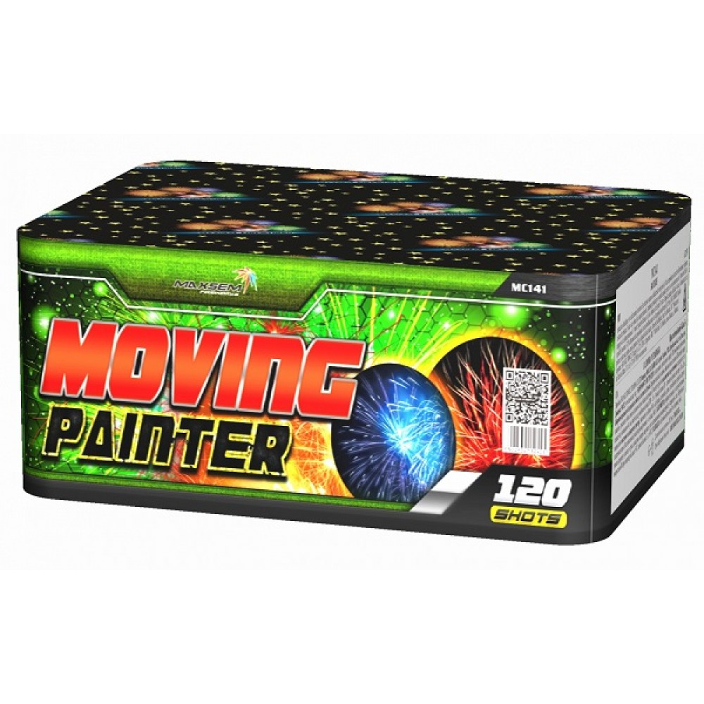 "MOVING PAINTER (0.8"" / 120 ЗАЛПОВ)"