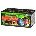 "ФЕЙЕРВЕРК MOVING PAINTER (0.8"" / 120 ЗАЛПОВ)"