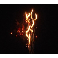 ФЕЙЕРВЕРК BLUE NIGHT FIRE (0,8/ 200 ЗАЛПОВ)