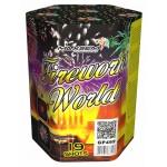 "ФЕЙЕРВЕРК FIREWORKS WORLD (1,2""/19 ЗАЛПОВ)"