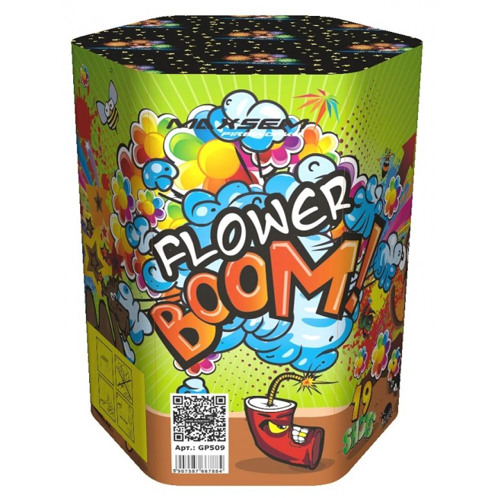 """FLOWER BOOM (1,2""""/19 ЗАЛПОВ)"""