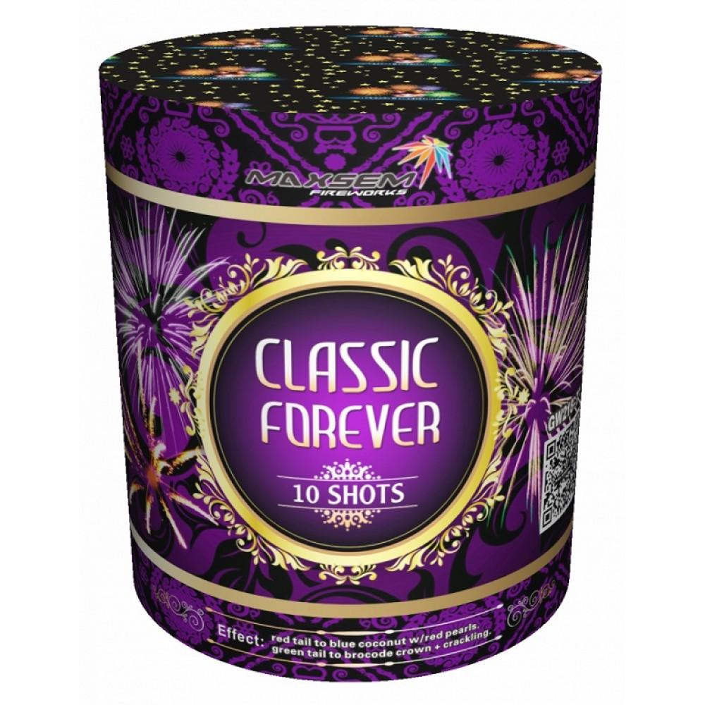 "CLASSIC FOREVER (1""/ 10 ЗАЛПОВ)"