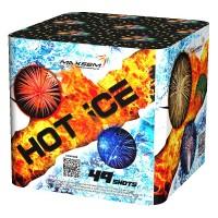 ФЕЙЕРВЕРК HOT ICE (1,2/ 49 ЗАЛПОВ)