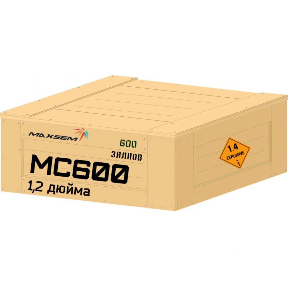 MC 600 (1,2″/ 600 ЗАЛПОВ)