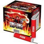 Big Silver Cracker P200 (36 ШТ.)